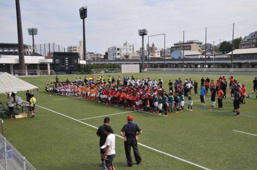 第26回 長崎県少年ラグビー大会(写真集)