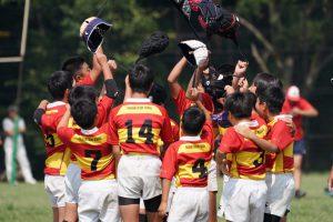 SEINANラグビーマガジンカップ第46回九州少年ラグビー交歓会