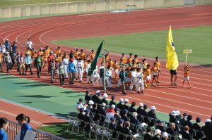 第21回 長崎市民レクレーション祭(小学生の部)